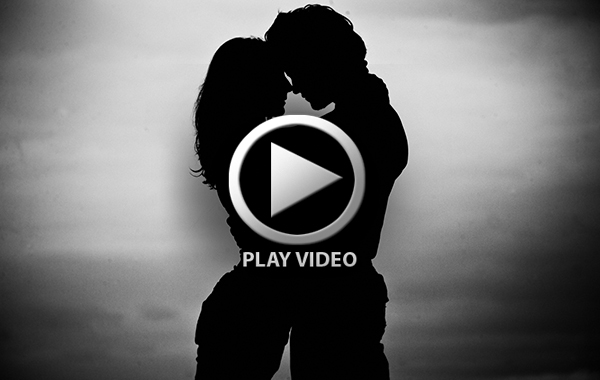 silhouette-kiss